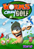 Packshot for Worms Crazy Golf on PlayStation 3