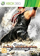 Packshot for Virtua Fighter 5: Final Showdown on Xbox 360