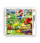 Packshot for Mario Tennis Open on 3DS