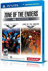 Packshot for Zone of the Enders HD Collection on PlayStation Vita