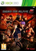 Packshot for Dead or Alive 5 on Xbox 360