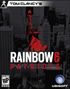 Packshot for Rainbow 6 Patriots on PC