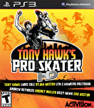 Tony Hawk's Pro Skater HD packshot