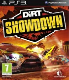 Packshot for DiRT Showdown on PlayStation 3