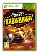 Packshot for DiRT Showdown on Xbox 360
