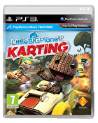 Packshot for LittleBigPlanet Karting on PlayStation 3