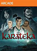 Karateka packshot