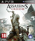 Packshot for Assassin's Creed 3 on PlayStation 3