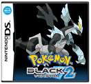 Pokemon Black 2 packshot
