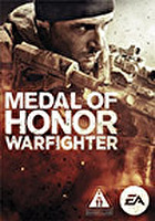 Packshot for Medal of Honor: Warfighter on Xbox 360