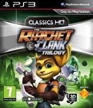 Ratchet & Clank HD Collection packshot