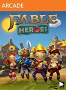 Fable Heroes packshot