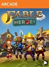 Packshot for Fable Heroes on Xbox 360