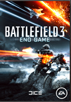 Packshot for Battlefield 3: End Game on PlayStation 3