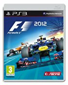 Packshot for F1 2012 on PlayStation 3