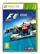 Packshot for F1 2012 on Xbox 360