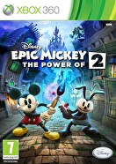 Epic Mickey 2 packshot