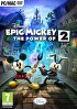 Packshot for Epic Mickey 2 on Mac, PC
