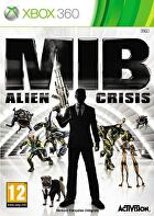 Packshot for Men in Black: Alien Crisis on Xbox 360
