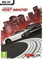 Packshot for Need for Speed: Most Wanted (2012) on PC