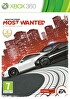 Packshot for Need for Speed: Most Wanted (2012) on Xbox 360
