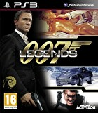 Packshot for 007 Legends on PlayStation 3