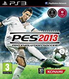 Packshot for PES 2013 on PlayStation 3