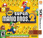 Packshot for New Super Mario Bros. 2 on 3DS