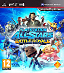 PlayStation All-Stars Battle Royale packshot