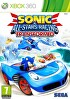 Packshot for Sonic and All-Stars Racing Transformed on Xbox 360