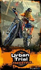 Packshot for Urban Trials on PlayStation Vita