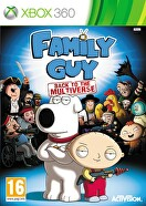 Family Guy: Back to the Mutliverse packshot