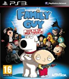 Packshot for Family Guy: Back to the Mutliverse on PlayStation 3