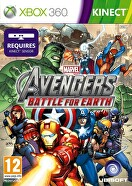 Avengers: Battle for Earth packshot