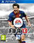 Packshot for FIFA 13 on PlayStation Vita