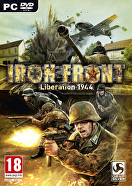 Iron Front: Liberation 1944 packshot