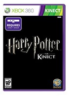 Packshot for Harry Potter For Kinect on Xbox 360