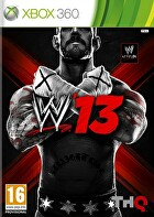 Packshot for WWE �13 on Xbox 360