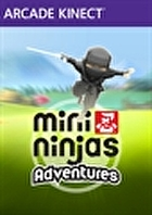 Packshot for Mini Ninjas Adventures on Xbox 360