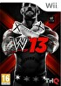 Packshot for WWE '13 on Wii