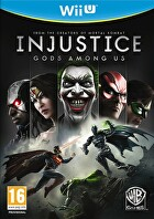 Packshot for Injustice: Gods Among Us on Wii U