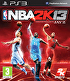 Packshot for NBA 2K13 on PlayStation 3