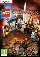 Lego Lord of the Rings packshot