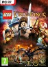 Packshot for LEGO Lord of the Rings on PC