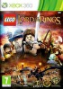 Packshot for Lego Lord of the Rings on Xbox 360