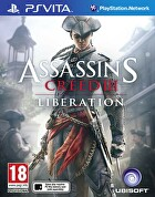 Packshot for Assassin's Creed 3: Liberation on PlayStation Vita
