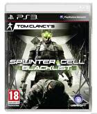 Packshot for Splinter Cell: Blacklist on PlayStation 3