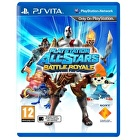 Packshot for PlayStation All-Stars Battle Royale on PlayStation Vita