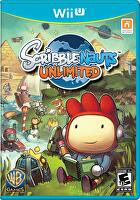 Packshot for Scribblenauts Unlimited on Wii U