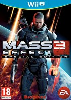 Packshot for Mass Effect 3 on Wii U
